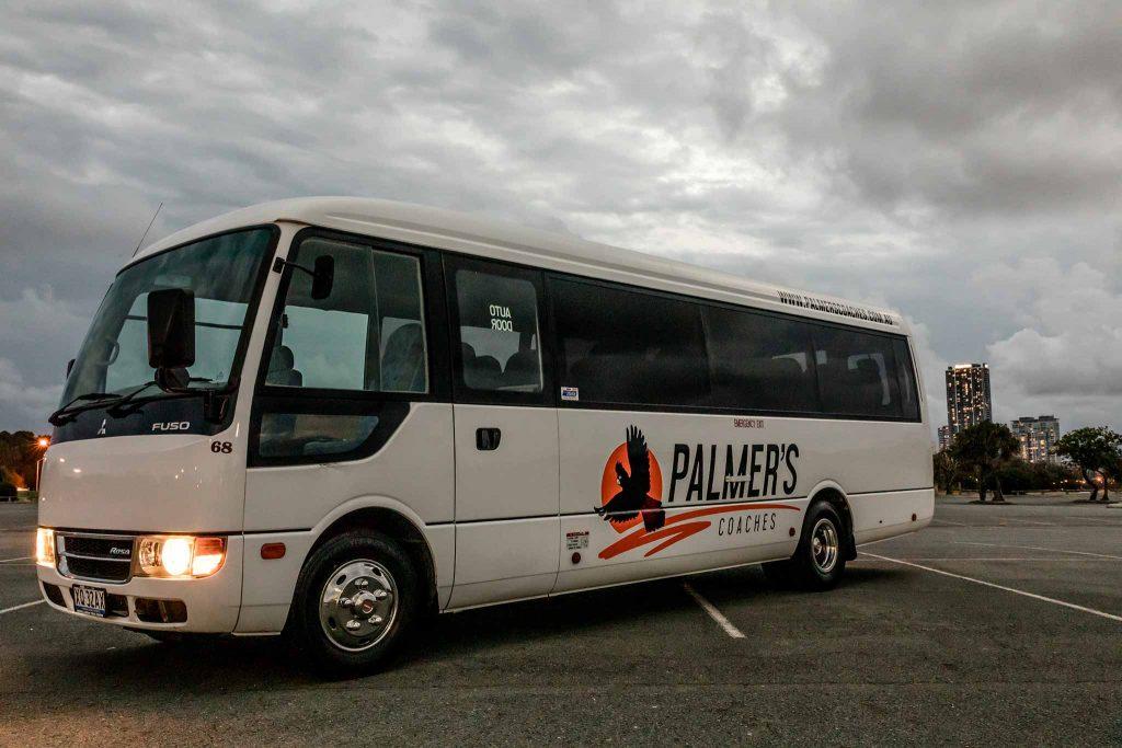 Palmer's Mini Bus